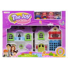 The Joy Baby Doll House – 18133C