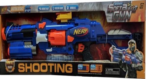 Nerf Soft Shooting Gun – JBY-002