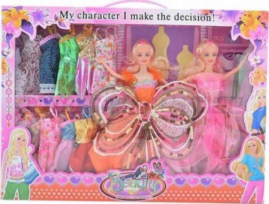 Barbie Doll for Kids – B99-10