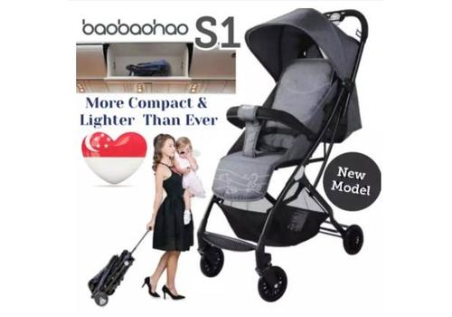 Baby Luggage Stroller Pocket prams BBH S1