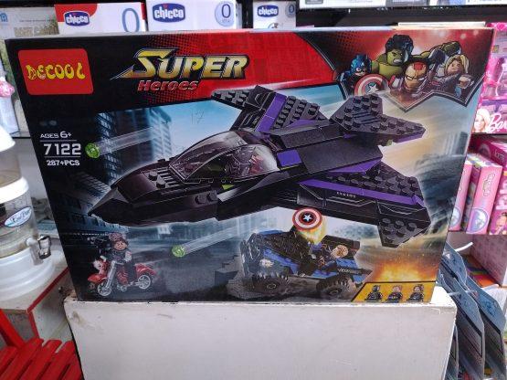Decool Super Heroes Lego Set – 1122