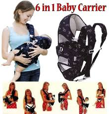 6 In 1 Baby Carrier Bag – CB-01