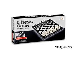 Magnetic Chess Game – QX5677