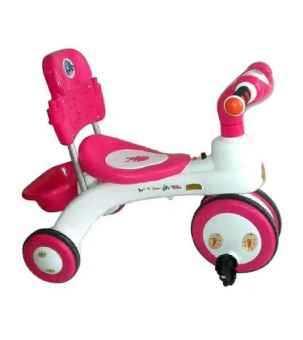 Tricycle With Light and Volume Button Music
