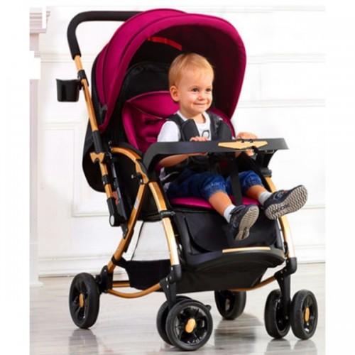3 in1 Baby Rocking Stroller – BBH-C3