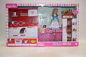 Defa Lucy Baby Kitchen Set