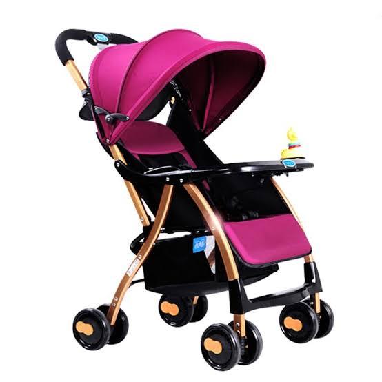 Baby Portable Lightweight Stroller Pram – BBH A1
