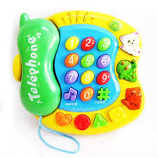 Telephone Set for Kids – 855-1A
