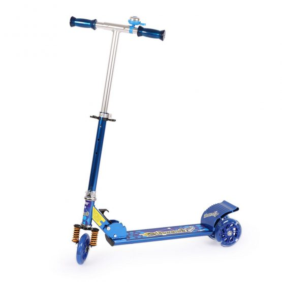 Lionman Lighting Wheel Kick Scooter For Your Kids
