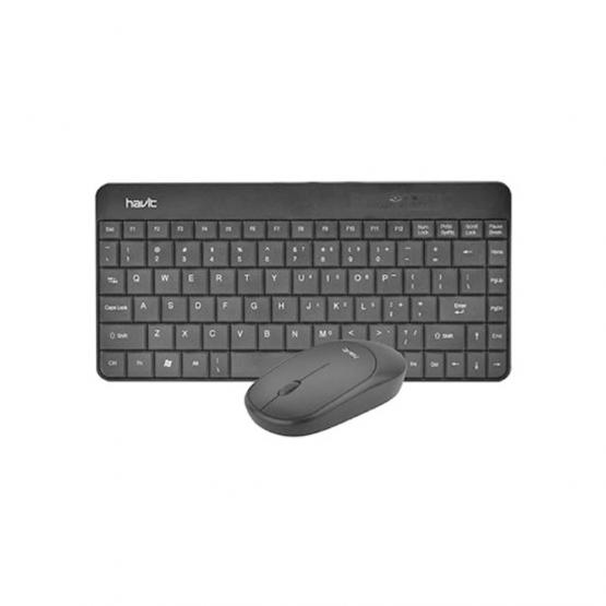 HAVIT KB259GCM Mini Wireless Keyboard & Mouse