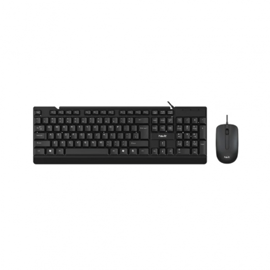 HAVIT KB272CM Wired Keyboard and Mouse Combo