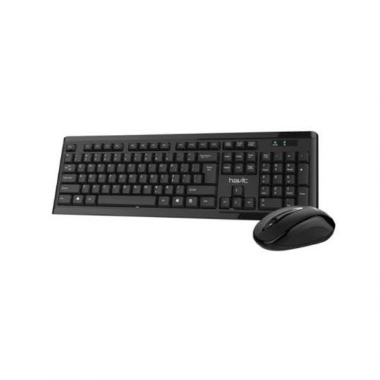 HAVIT KB653GCM Wireless Keyboard and Mouse