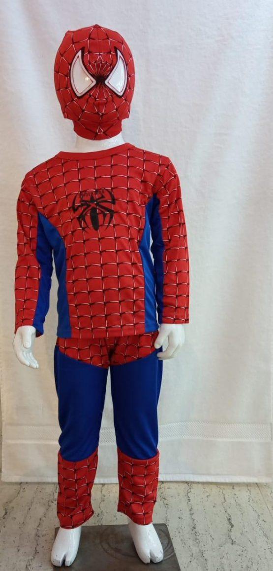 Baby Spiderman Dress