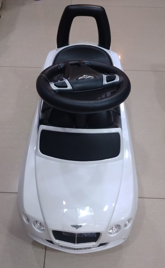 Baby Push Car with Light and Music