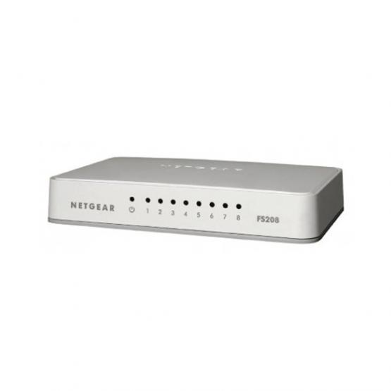 Netgear FS208 8-Port Fast Ethernet Desktop Switch