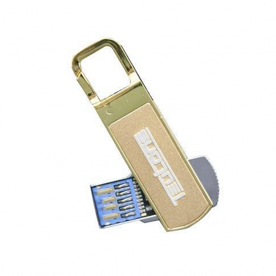 Teutons Amber Gold Flash Drive 64 GB
