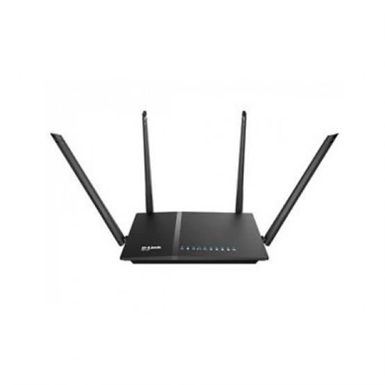 D-Link DIR-825 Wireless AC1200 Dual-Band Gigabit Router (4 Antenna)