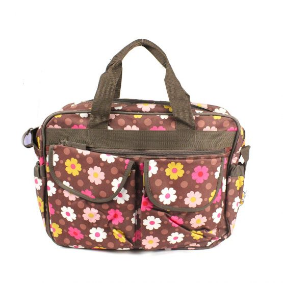 Baby diaper & accessories bag with Extra one small bag