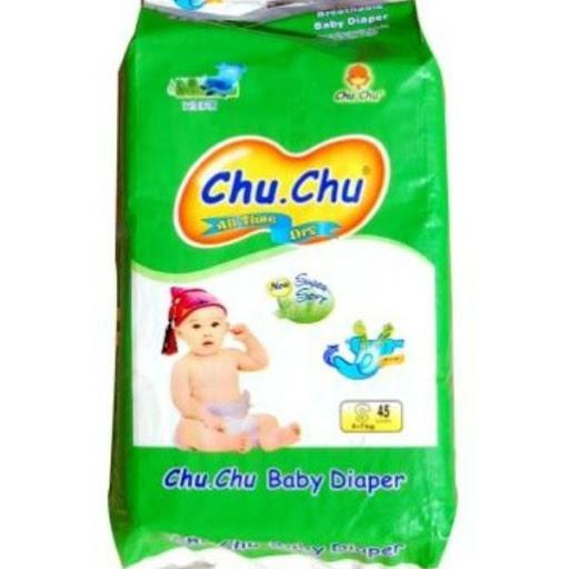 Chu.Chu Breathable baby diaper – M (6- 11kg) – 36 pieces