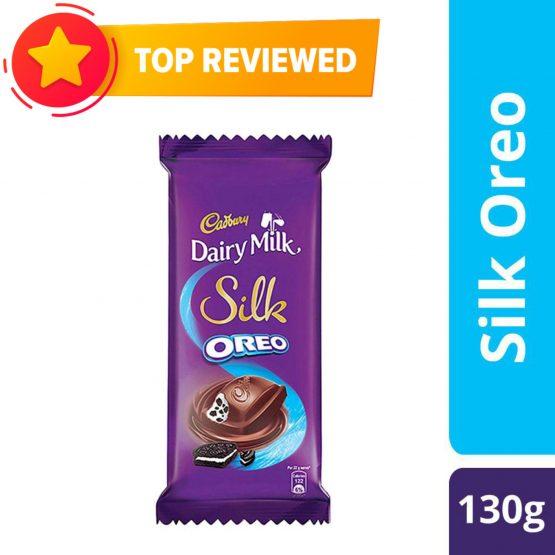 Cadbury Dairy Milk Silk Oreo 130g