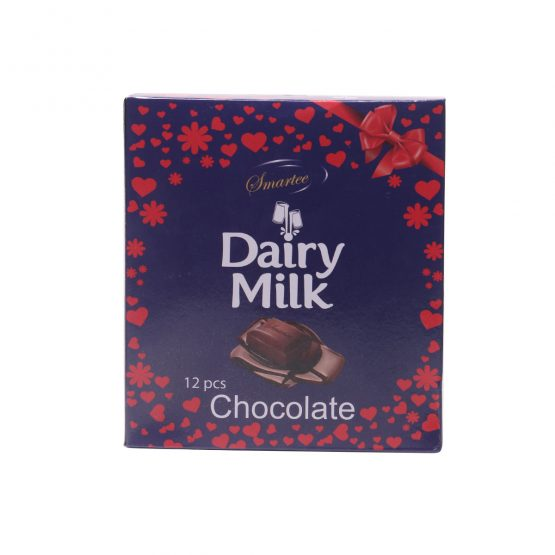 Smartee Dairy Milk Chocolate Box 12 Pcs – 508gm