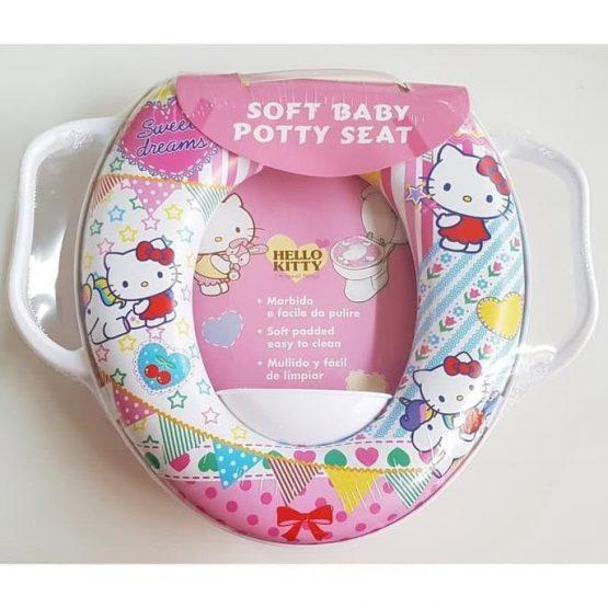 Hello Baby Soft Baby Potty Seat