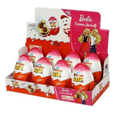 Kinder Joy Chocolate From india Boys – 4 Pcs