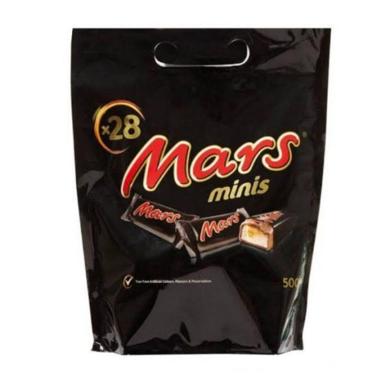 Minis Pack 28 pieces – 500gm