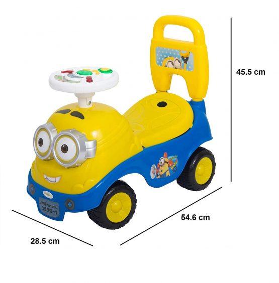 Minion Ride on Push Car