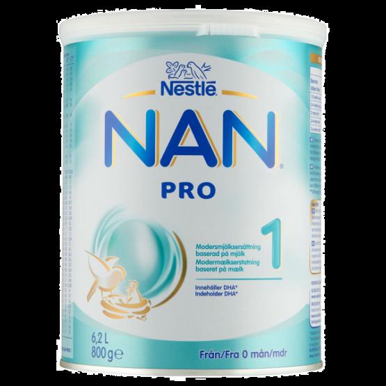 Nan-1 Pro Infant Formula Milk Powder 0-6 month 800gm