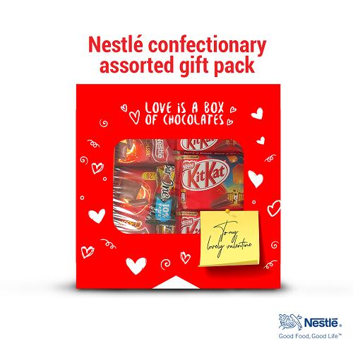 Nestle Chocolate Box (Special Birthday Gift)