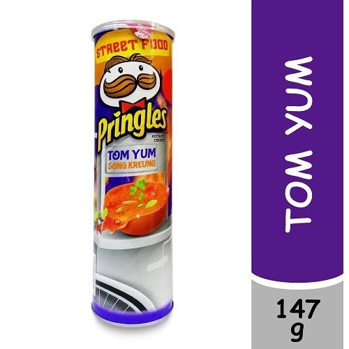 Pringles Tom Yum Potato Chips 147g