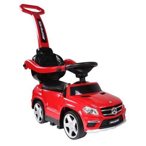 Baby Ride On Push and Pull Car Mercedes Benz