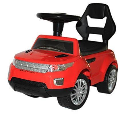 Baby Kids Walker Ride-On Push Car Toy