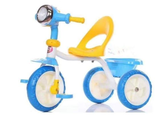 Baby Basic Tricycle (Blue)