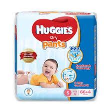 Huggies_Dry Pant Baby Diaper S Size 70 Pcs