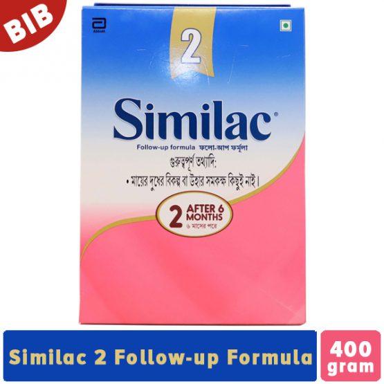 Similac -2 400 gm (BIB)