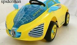 Spiderman Baby Ride on Car
