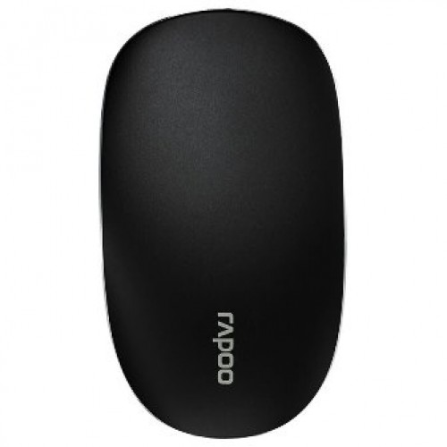 Rapoo T8 USB Wireless 5.8GHz Ultra Thin Laser Touch Mouse