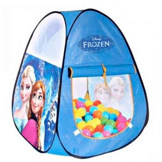 Kids Frozen Fever Ball House with 50 Balls