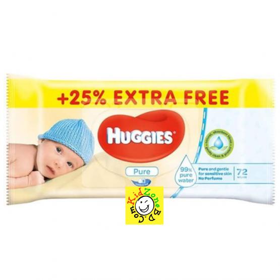 Huggies Wet Towel Wipes-72-pcs pack