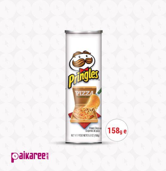 Pringles Pizza Flavored 158G (USA)