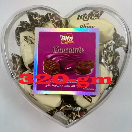 Bifa Blues Love Box Chocolate Lovely Gift Box-320gm