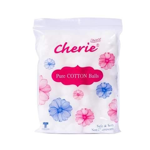 Cherie Pure Cotton Balls -1 pack