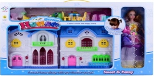 Baby Doll House – 18133C