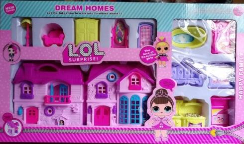 LOL Baby Doll House – 1341