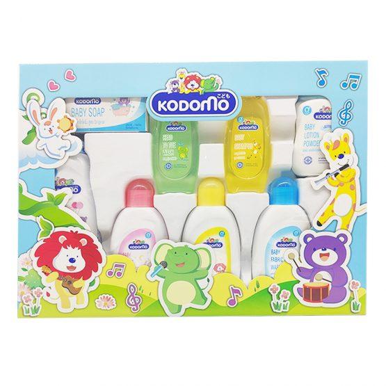 Kodomo_Baby Gift Set -8 in one for new family member