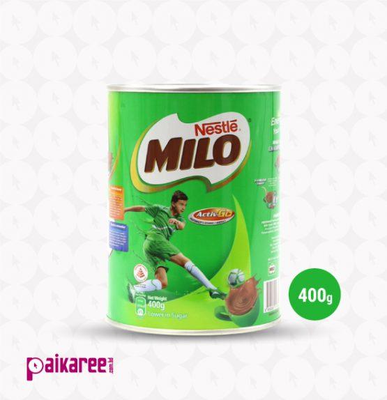 Nestle Milo Tin Chocolate Flavored 400ml