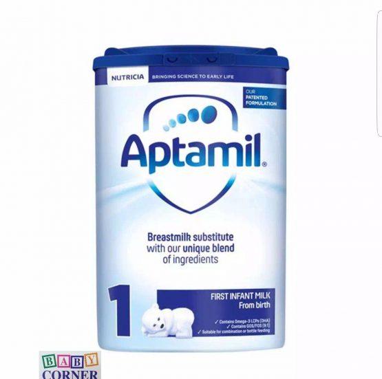 APTAMIL First Infant Milk Powder For 0-6 months 800 gm