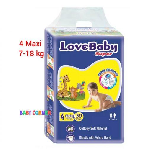 Love – Baby Super Daiper 4 Maxi Belt L size(7-18kg)